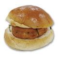 (ごはんパン)豆腐ハンバーガー