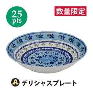 【25ポイント】(A)デリシャスプレート