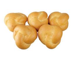 ふんわり豆乳ロールパン
