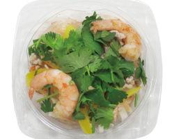 海老とパクチーのピリ辛タイ風サラダ