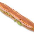 カスクート(ハムチーズ)